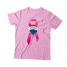 Apparel - Breast Cancer RE/MAX Balloon & Ribbon T-Shirt
