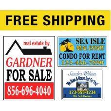 Yard Sign Savings Bundles