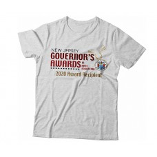 School Shirt - NJ GOVERNOR'S AWARDS