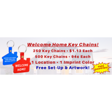 Special of the Month - Key Chains