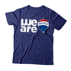 Apparel - RE/MAX Blue T-Shirt