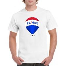 Apparel - RE/MAX Balloon White T-Shirt