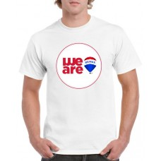 Apparel - RE/MAX We Are White Circle White T-Shirt