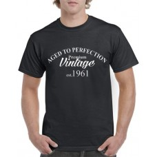 Apparel - Stock Design - Age - Aged To Perfection