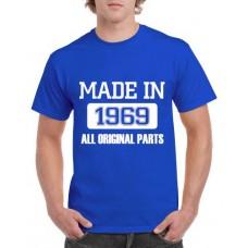 Apparel - Stock Design Age - All Original Parts - Blue/White