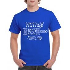 Apparel - Stock Design Age - Vintage - Blue/White