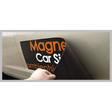 Automotive Magnetics & Decals
