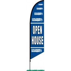 Coldwell Banker Flag - Open House