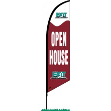 EXIT Flag - Open House