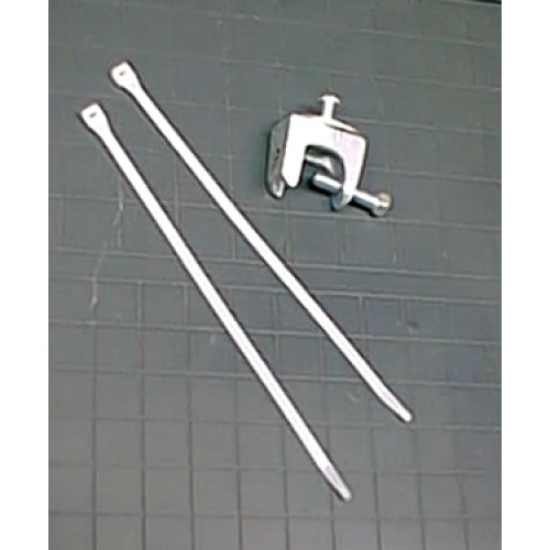 "3/4"" Angle Clamp Kit (Attach Literature Box to 3/4"" Angle Frames)"